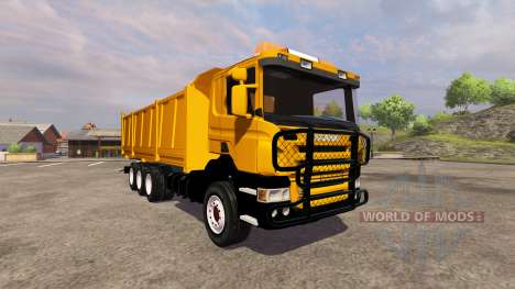 Scania P380 v2.0 for Farming Simulator 2013