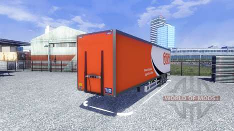 Semi-Narko for Euro Truck Simulator 2