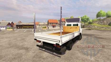 MAZ-4370 v2.0 for Farming Simulator 2013