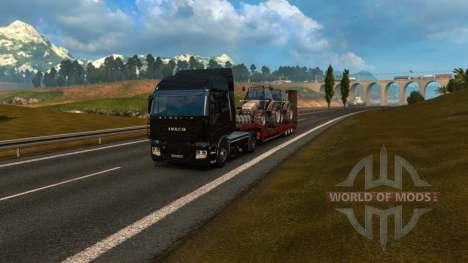 Trucksim Map v6.0 for Euro Truck Simulator 2