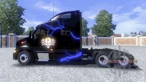 Peterbilt 378 Final for Euro Truck Simulator 2