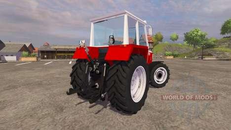 Steyr 8130 v3.0 for Farming Simulator 2013
