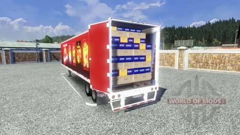 Semi-Bohemia for Euro Truck Simulator 2