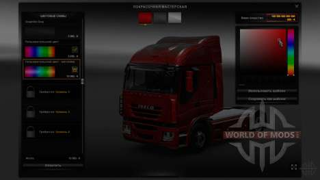 Money mod for Euro Truck Simulator 2