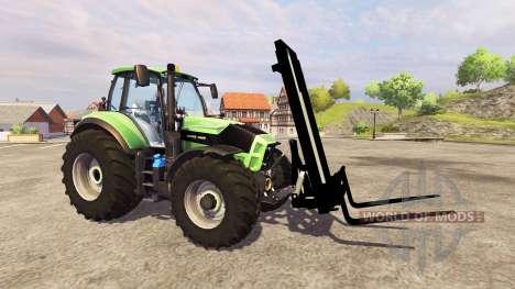 Forklift for Farming Simulator 2013