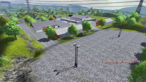 Mannys Map v2.0 for Farming Simulator 2013