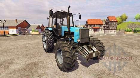 MTZ-W for Farming Simulator 2013