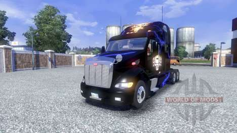 Peterbilt 378 Final for Euro Truck Simulator 2