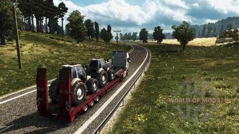 SweetFX v2.0 for Euro Truck Simulator 2