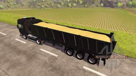 Scania R560 for Farming Simulator 2013