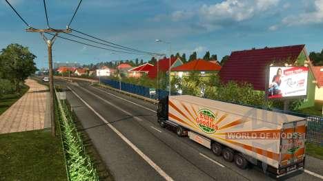 Poland Rebuild v1.96 for Euro Truck Simulator 2