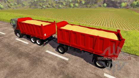 Iveco Stralis 380 for Farming Simulator 2013