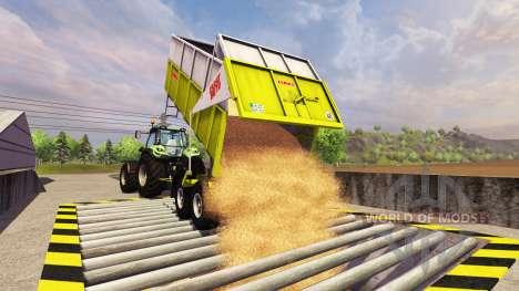 CLAAS Carat 180 for Farming Simulator 2013