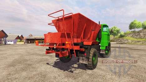 IFA W50L Tornado for Farming Simulator 2013