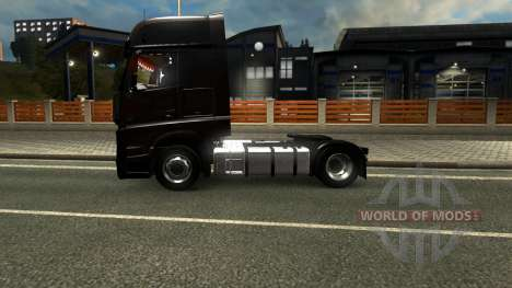 Mercedes Actros MPIV for Euro Truck Simulator 2