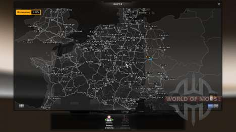 ProMods v1.95 for Euro Truck Simulator 2