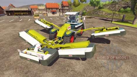 CLAAS Cougar 1400 for Farming Simulator 2013