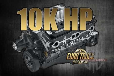 10K horsepower for Euro Truck Simulator 2