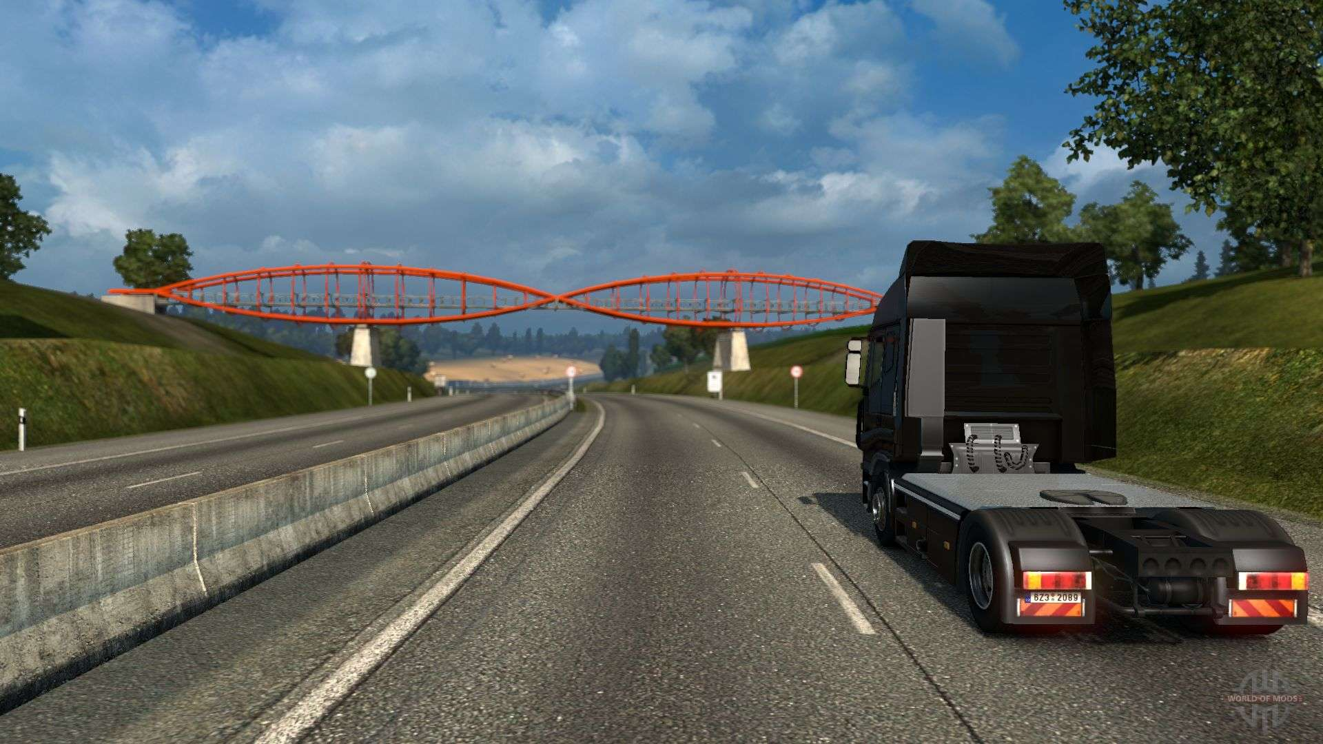 ProMods v1 95 for Euro Truck Simulator 2