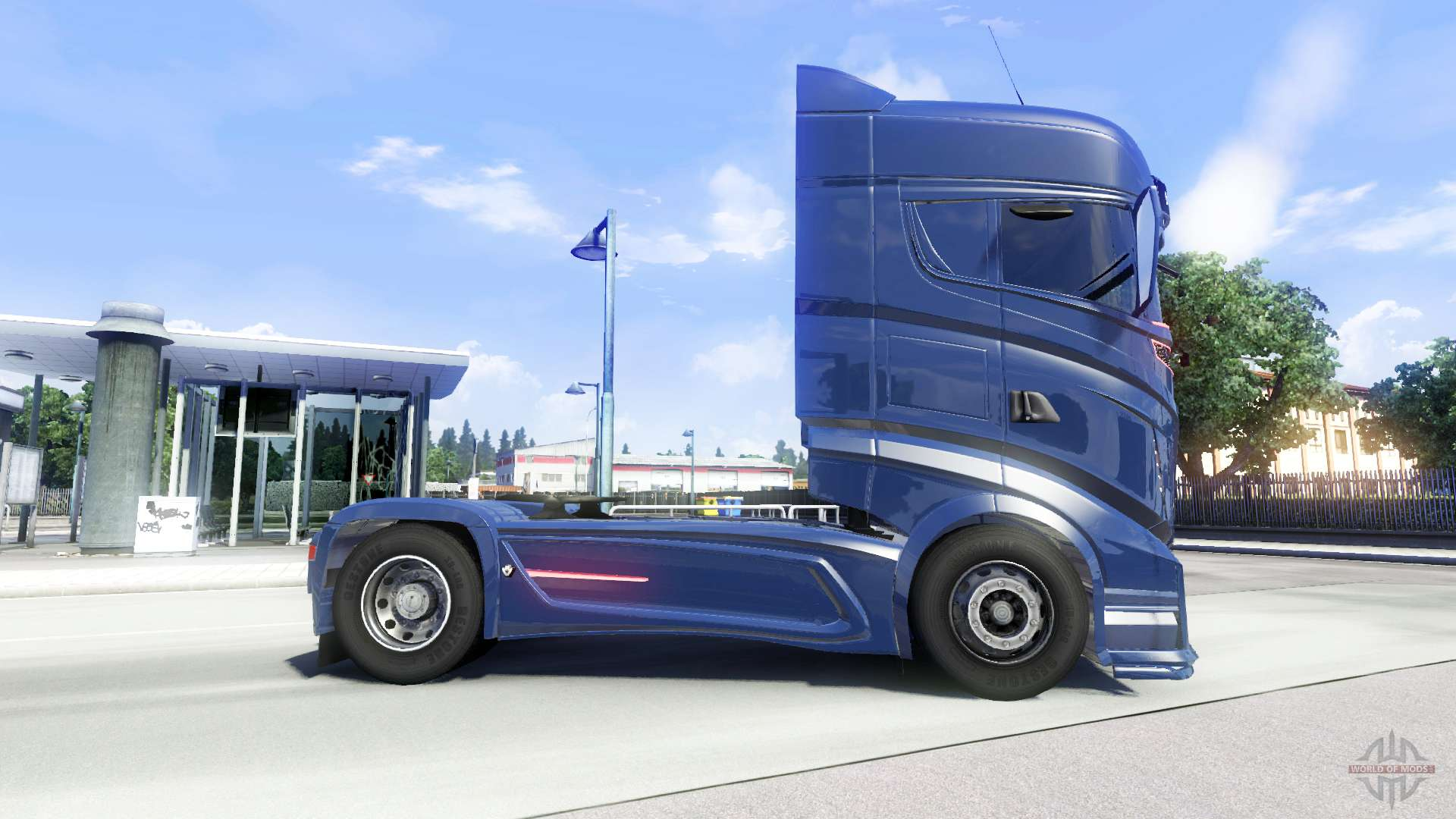 scania r1000 concept v2 2 for euro truck simulator 2. Black Bedroom Furniture Sets. Home Design Ideas