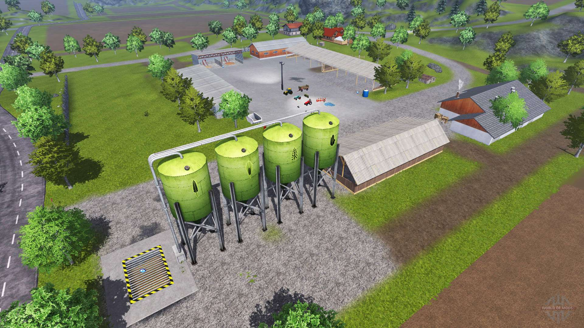 stiffi map v2 0 for farming simulator 2013