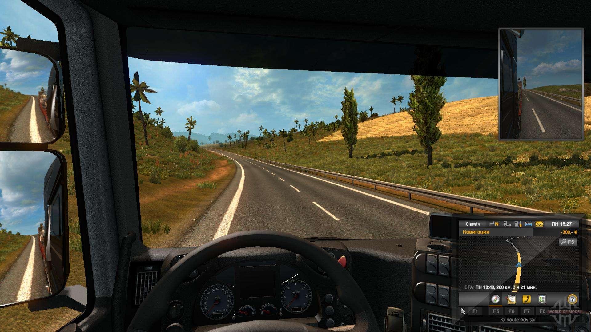 Trucksim Map v6 0 for Euro Truck Simulator 2