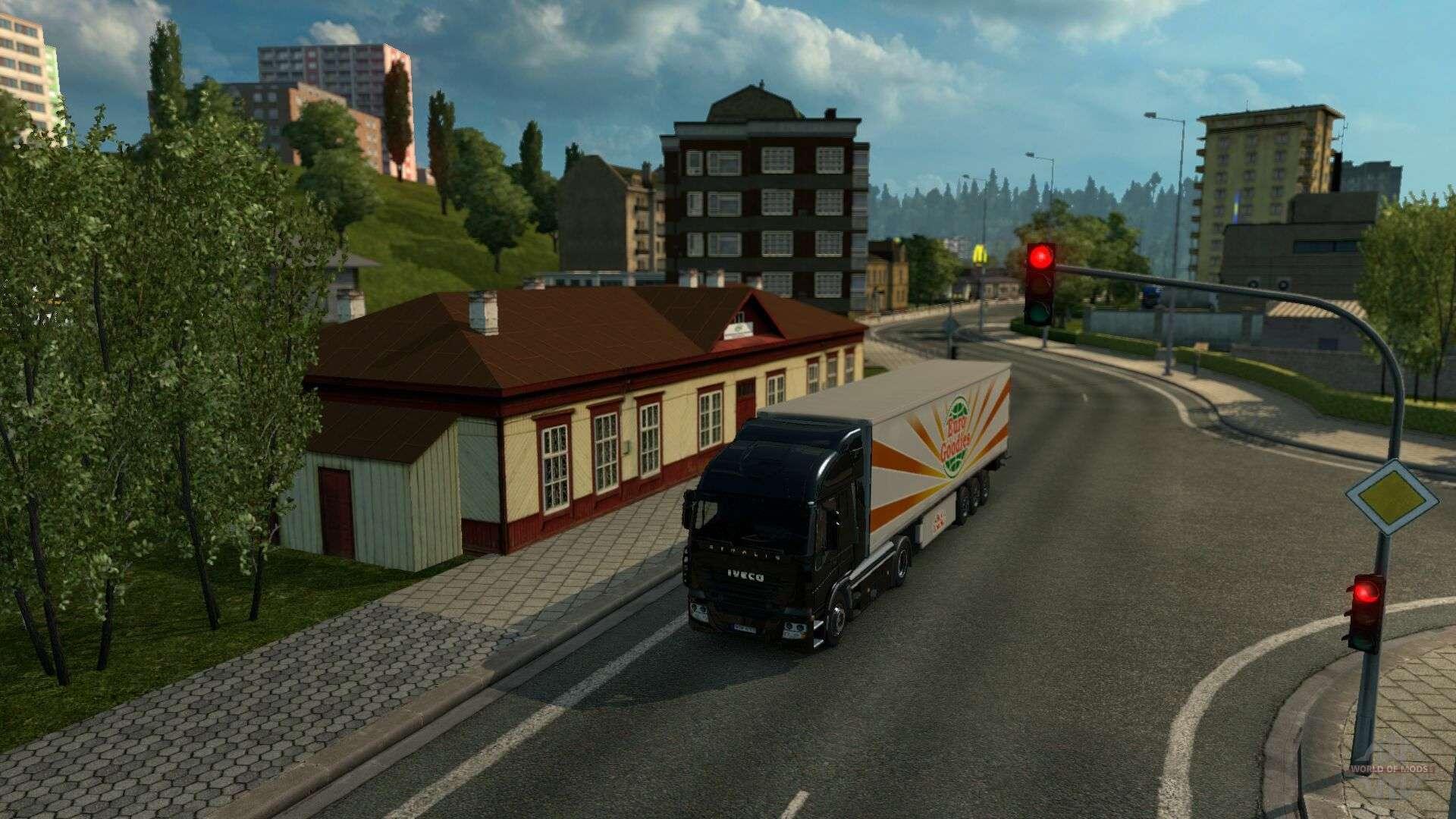 Poland Rebuild v1 96 for Euro Truck Simulator 2