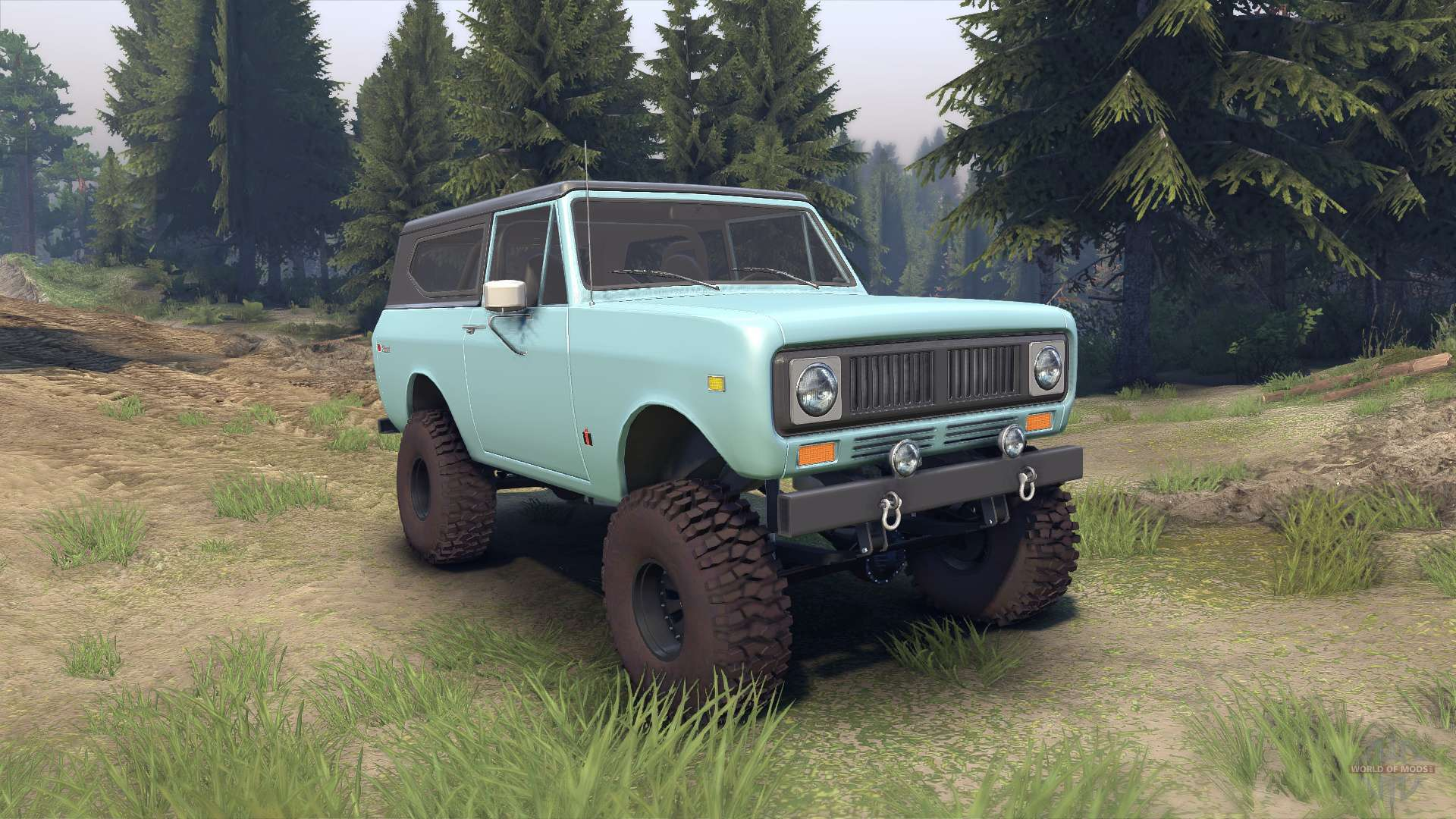 1976 International Scout II | Motorcar Studio