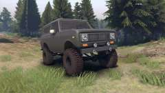 International Scout II 1977 gray