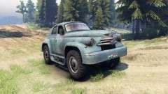 GAZ-M-20 Victory custom