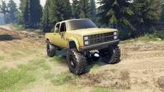 Chevrolet Silverado Сrew Сab 1986