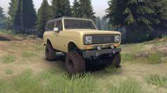 International Scout II 1977 elk