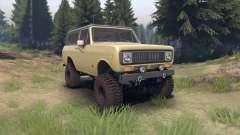 International Scout II 1977 elk