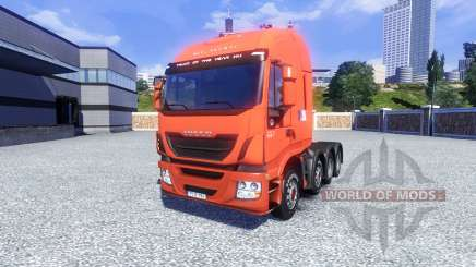 Iveco Stralis Hi-Way 8X4 for Euro Truck Simulator 2