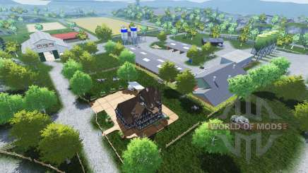 Friesenmap v2.0 for Farming Simulator 2013