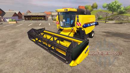 New Holland TC5070 v1.3 for Farming Simulator 2013