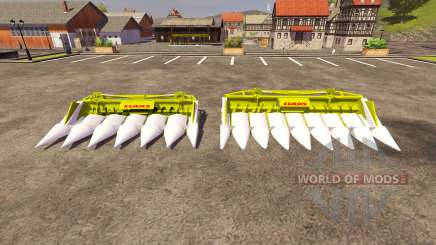 Жатки CLAAS Conspeed 6 и CLAAS Conspeed 8 for Farming Simulator 2013