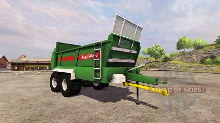 Bergmann TSW 4190 v2.0 for Farming Simulator 2013