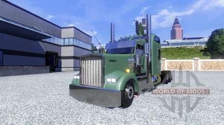 Kenworth W900L for Euro Truck Simulator 2
