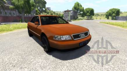 Audi A8 for BeamNG Drive