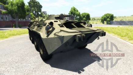 BTR-80 for BeamNG Drive
