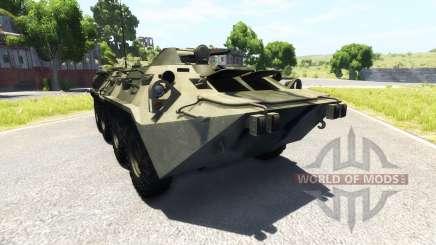 BTR-80 for BeamNG Drive