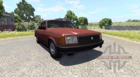 GAZ-31029 Volga for BeamNG Drive