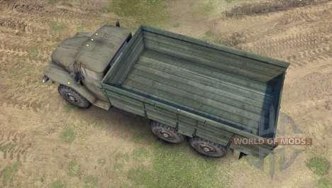 Ural-4320-01 for Spin Tires