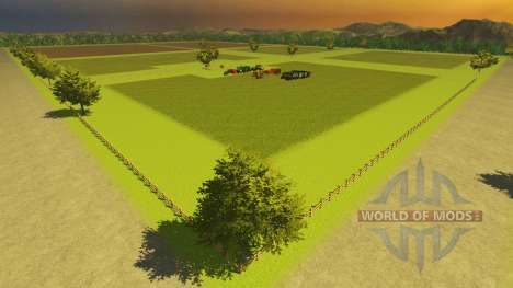 Grunland for Farming Simulator 2013