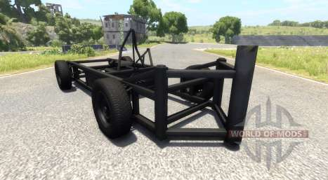 Nardelli Crash Test Cart for BeamNG Drive