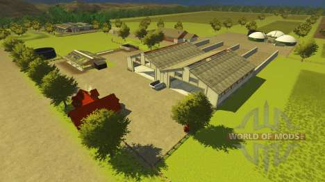 Grunland for Farming Simulator 2013
