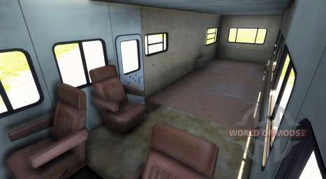 Fleetwood Bounder 31ft RV 1986 for BeamNG Drive