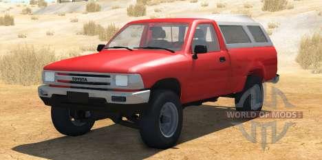Toyota PreRunner for BeamNG Drive