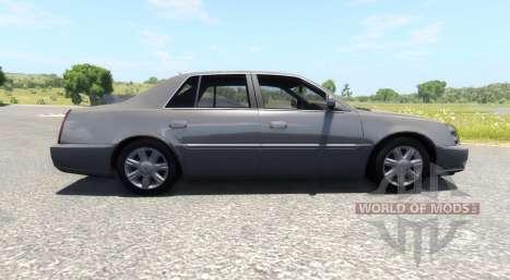 Cadillac DTS for BeamNG Drive